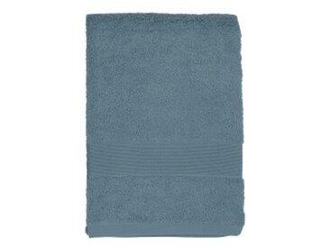 Serviette de bain (100 x 150 cm) Krista Bleu orage