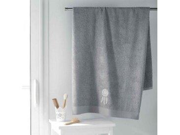 Serviette de bain (90 x 150 cm) Talisman Grise