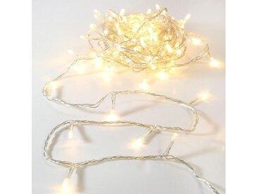 Guirlande lumineuse Timer 30 m Blanc chaud 300 LED CT
