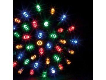 Guirlande lumineuse Timer 40 m Multicouleur 400 LED CT