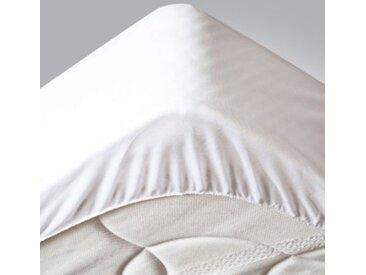 Protège-matelas imperméable (180 x 200cm) Tricia Blanc