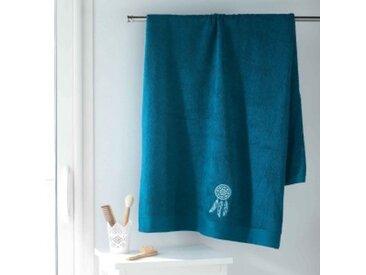 Serviette de bain (90 x 150 cm) Talisman Bleue
