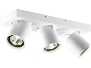 FOCUS MINI 3 - spot led plafond - Couleurs - blanc