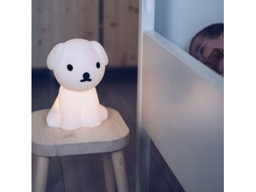 veilleuse SNUFFY FIRST LIGHT 30 cm - Couleurs - blanc