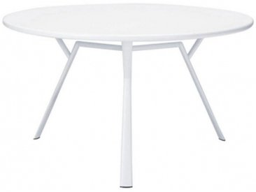RADICE QUADRA - table diam.130 cm - Couleurs - blanc