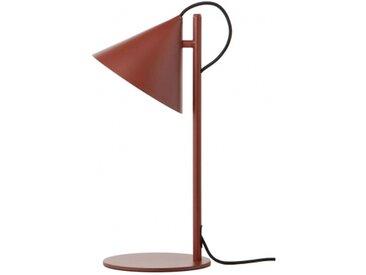 BENJAMIN - lampe de table - Couleurs - bordeaux