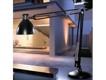 THE GREAT JJ TR - lampadaire extérieur 4m20 - Couleurs - noir