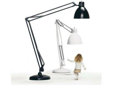 THE GREAT JJ TR - lampadaire géant 4m20 - Couleurs - noir
