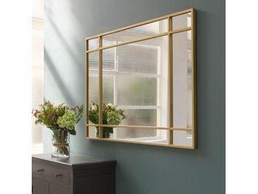 Miroir verrière Wallis en métal