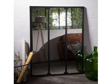 Miroir atelier XL en métal