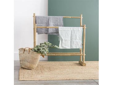 Porte-serviette en bambou Taman