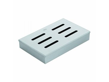 Rösle - Boîte fumoir - métal/mat/LxPxH 21,5x13,5x3,5cm