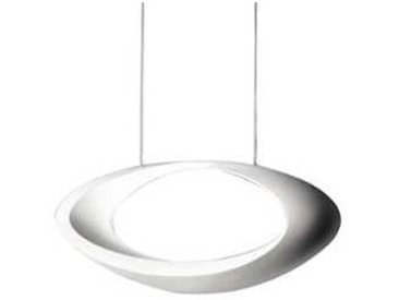 artemide Cabildo Sospensione LED - Suspension - blanc/PxHxP 41x19x9,5cm/2700K/2641lm/CRI=90