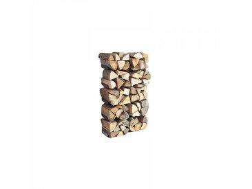 Radius Wooden Tree Range-bûches petit modèle - noir/Taille 2/HxB:90x61cm