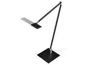nimbus Lampe de bureau LED Roxxane Office - rouge clair NEON RAL 3026/avec pied de table/LxPxH 58.3x7.5x76.2cm/2700K/1500lm