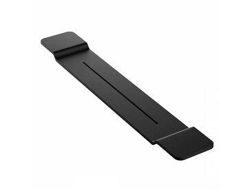Decor Walther Stone WAN - Plateau pour baignoire - noir/mat/LxPxH 95x15x3cm