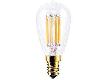 Segula LED E14 AMPOULE FILAMENT CLAIR 4,7W = 35W - Fin de série - transparent/2200K/400lm/dimmable