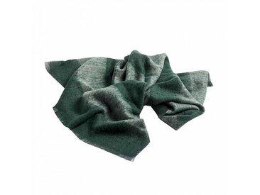 HAY Couverture Mohair - vert/LxP 180x120cm