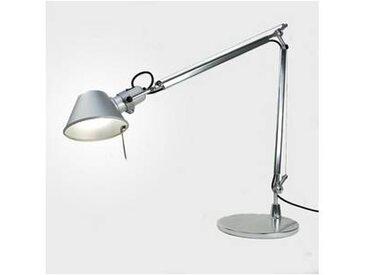 artemide Tolomeo Tavolo - Lampe de Bureau - aluminium/PxH 78x64,5cm/avec pied de table