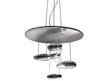 Artemide Mercury Mini Sospensione LED - Suspension - chrome/brillant/H 56,9cm / Ø 70cm/2700K/1447lm/CRI=90