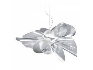 Slamp Suspension LED Étoile L - prisma/Lentiflex®/H 55cm / Ø 90cm/2700K/2830lm/CRI 90/dimmable PWM 0-10V