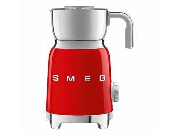 Smeg Mousseur à lait MFF01 - rouge/laqué/LxHxP 18,4x25,1x14,2cm