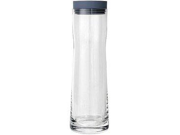 Blomus Splash - Carafe d'eau - silex/H 29,5cm / Ø 9cm / 1 L