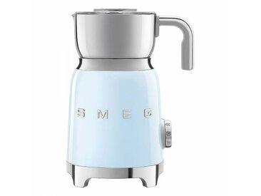 Smeg Mousseur à lait MFF01 - bleu pastel/laqué/LxHxP 18,4x25,1x14,2cm