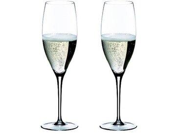 Riedel Sommeliers - Set de 2 verres à champagne - transparent/H 24,5cm, 330ccm