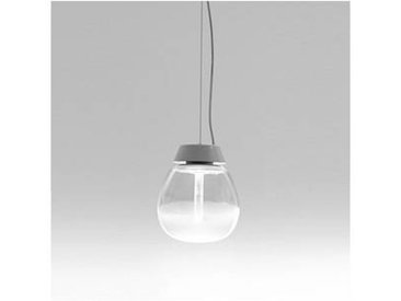 artemide Empatia 16 Sospensione LED - Suspension - transparent/blanc/Ø 16cm/3000K/567lm/CRI=90/non dimmable