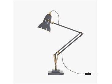 anglepoise Lampe de bureau laiton Original 1227 Brass - gris elephant/brillant/LxPxH 46x15x60cm/2700K/806lm