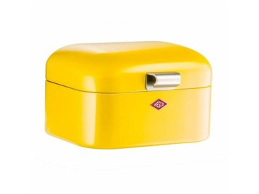 Wesco Mini Grandy - Boîte à pain - lemon yellow