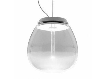 Artemide Empatia 36 Sospensione LED - Suspension - transparent/blanc/Ø 36cm/3000K/1273lm/CRI=90/dimmable