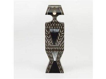 vitra Wooden Doll Dog - Poupée de bois grand - noir/blanc/marron/peint à la main/LxPxH 11x8.6x39.3cm
