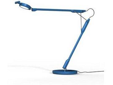 luceplan Tivedo D83 LED - Lampe de bureau dimmable - bleu clair/mat/3000K/523lm/dimmerable en permanence sur la tête