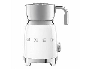 Smeg Mousseur à lait MFF01 - blanc/laqué/LxHxP 18,4x25,1x14,2cm