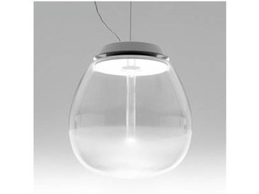 artemide Empatia 36 Sospensione LED - Suspension - transparent/blanc/Ø 36cm/3000K/1273lm/CRI=90/dimmable