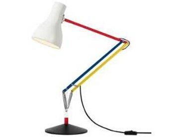 anglepoise Paul Smith Type 75 - Lampe de bureau - édition 3 / bleu - multicolo/mat/H 66cm/incl. LED E27 10W 806lm 2700K