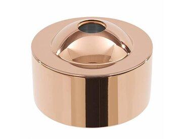 Tom Dixon Brew - Boîte à Biscuits - cuivre/brillant/H 11cm / Ø 17cm