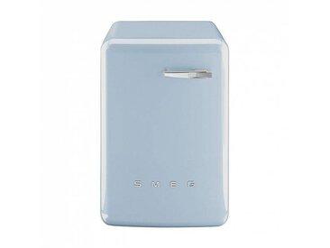 Smeg Machine à laver LBB14 - bleu pastel/laqué/LxHxP 59,6x89x69cm