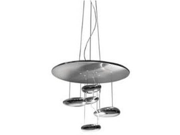 artemide Mercury Mini Sospensione LED - Suspension - chrome/brillant/H 56,9cm / Ø 70cm/2700K/1447lm/CRI=90