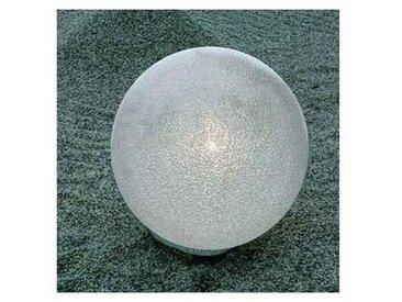 lumen center italia Ice Globe L 02 - Lampe de Table - blanc/Taille 2/Ø45cm