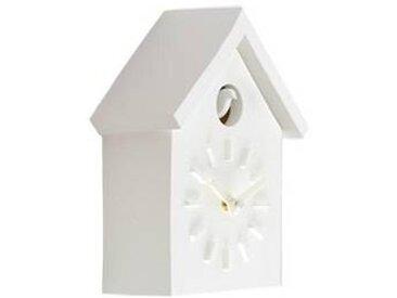 magis Cu-Clock - Coucou Horloge Murale - blanc