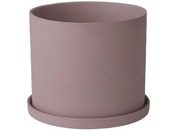 Blomus Pot à fleurs Nona - bark/H 12,5cm / Ø 15cm