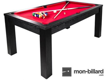 Billard convertible Guillaume Noir 6 ou 7 feet