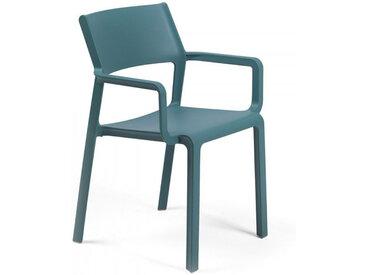 NARDI chaise avec accoudoirs pour extérieur TRILL ARMCHAIR (Ottanio - Polypropylène PRV)