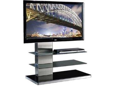 MUNARI meuble pour TV SYDNEY SY 343 SY343GE (Fumé - Verre)