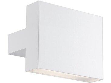 FLOS lampe murale TIGHT LIGHT (Blanc - Aluminium et PMMA)