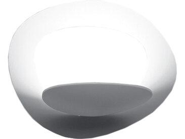 ARTEMIDE lampe murale applique PIRCE MICRO LED (blanc 2700K - Aluminium)