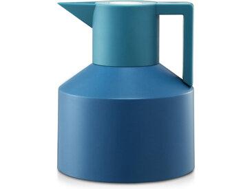 NORMANN COPENHAGEN carafe thermique GEO (Bleu / Bleu foncé - Thermoplastique)